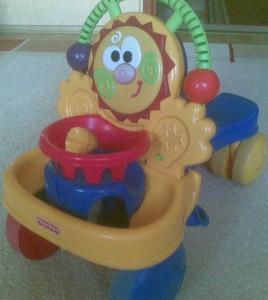 Járássegítő, 73499 Mattel, 2001