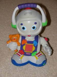 Fisher-Price robot