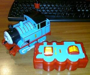 Távirányítós Thomas mozdony