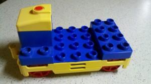 Lego/Duplo vonat