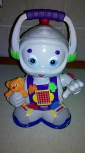 Toby, a robot